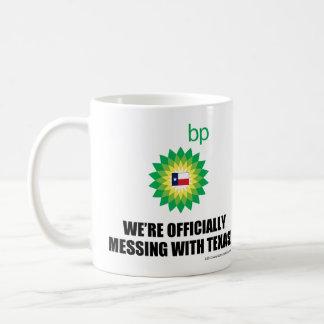 BP Texas Coffee Mug