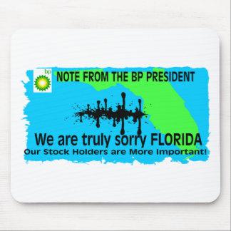 BP TO FLORIDA MOUSEPAD