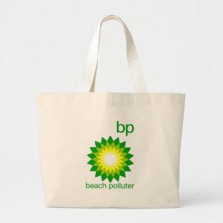 BP vara la bolsa de asas del contaminador