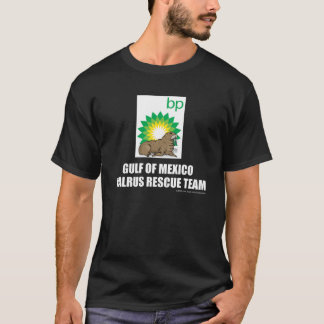 BP walrus (dark colors) T-Shirt