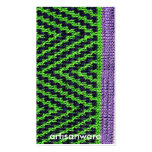 bpc Artisanware Knit Business/Profile Card Business Card Templates