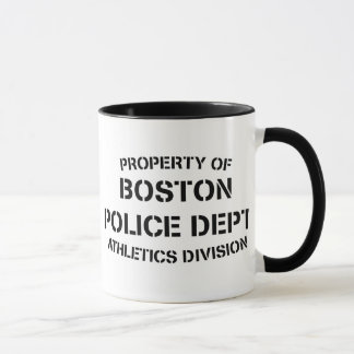 BPD Athletic Division Mug