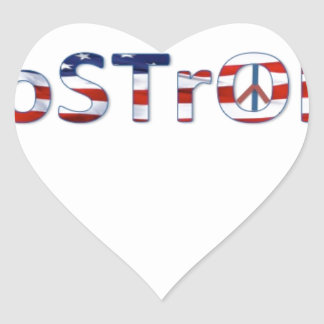 Bpstpn Strong Stickers