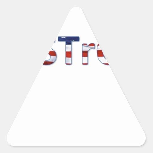 Bpstpn Strong Triangle Sticker