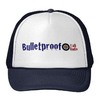 BPTR Blue Target Logo Hat