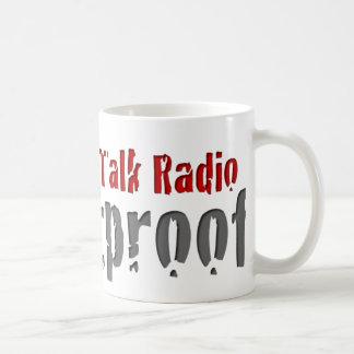BPTR Grey and Red Title Logo Mug
