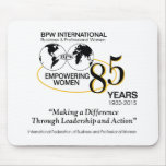 BPW International 85th Anniversary Mousepad