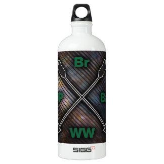 Br Ba JP WW Aluminum Water Bottle