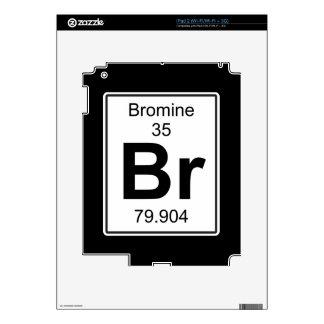 Br - Bromine iPad 2 Skins