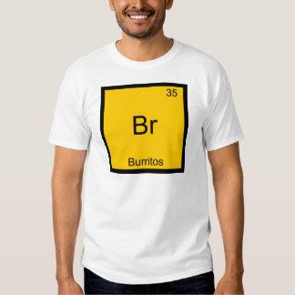 Br - símbolo del elemento de la química de los poleras