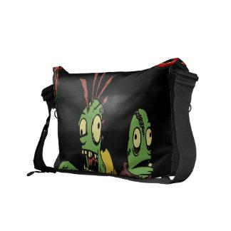 BRAAAAAINS Messenger Bag