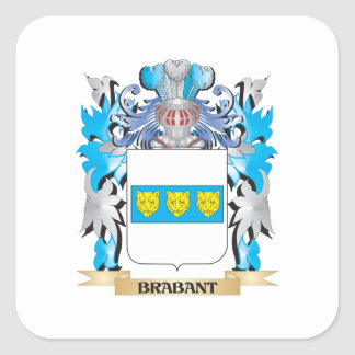 Brabant Coat of Arms Stickers