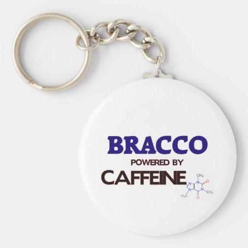 Bracco accionó por el cafeína llavero