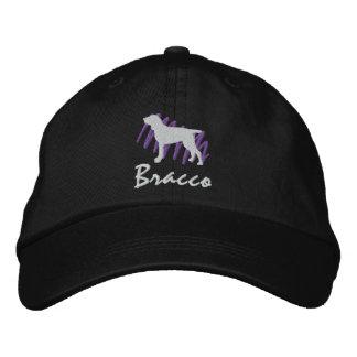 Bracco garabateado gorra de béisbol bordada