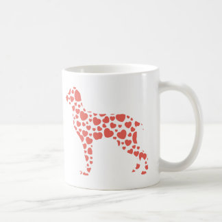 Bracco Italiano Coffee Mug