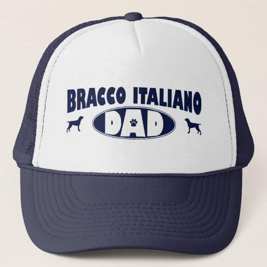 Bracco Italiano Dad Trucker Hat
