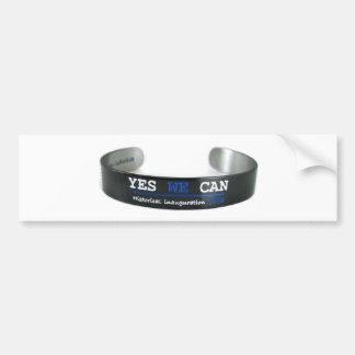 Bracelet Bumper Sticker