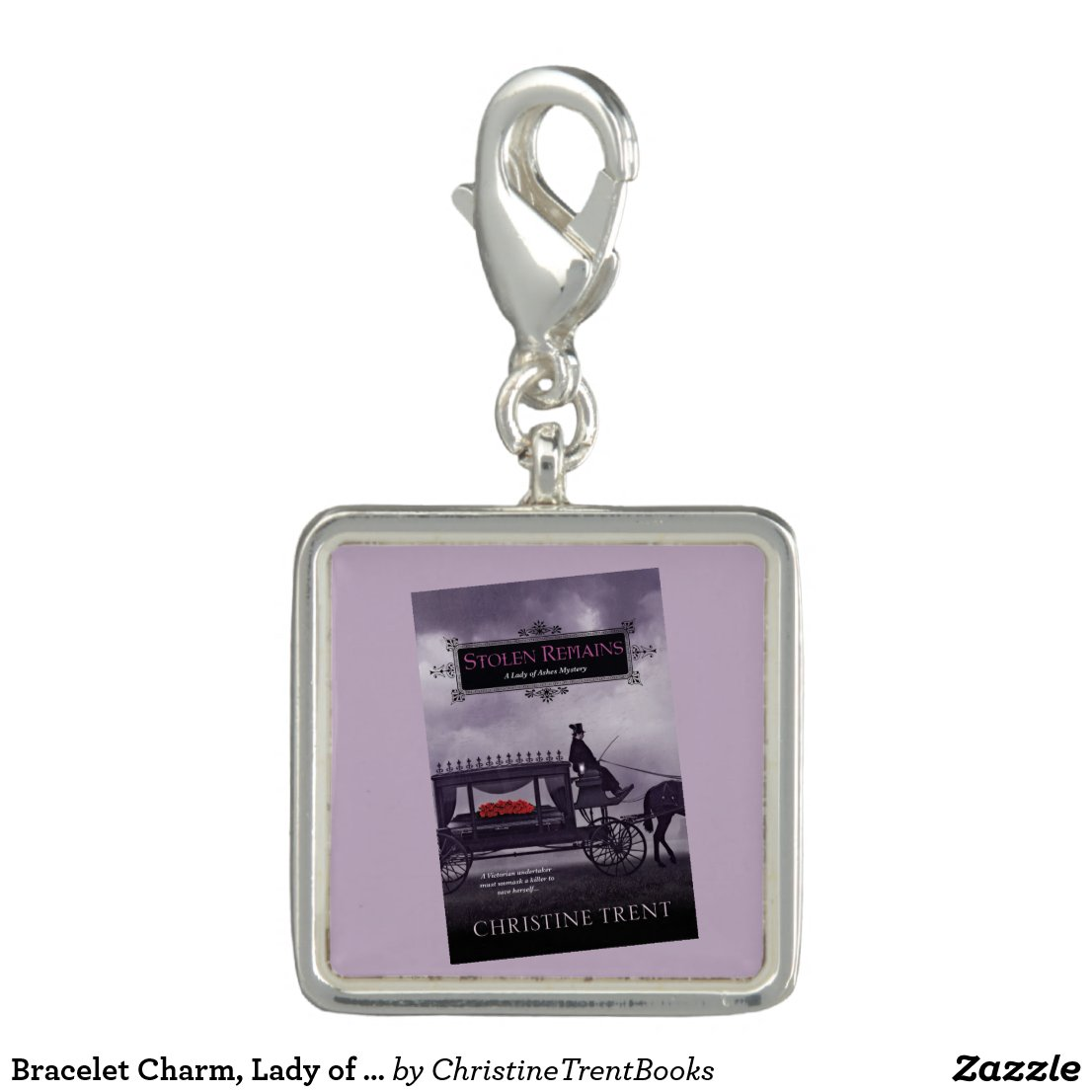 Bracelet Charm, Lady of Ashes, Stolen Remains