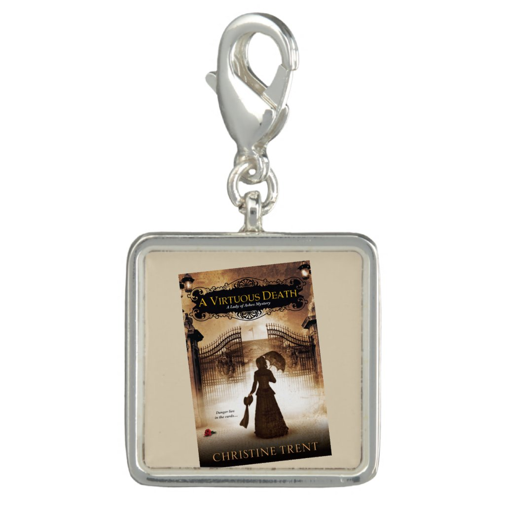Bracelet Charm, Lady of Ashes, Virtuous Death