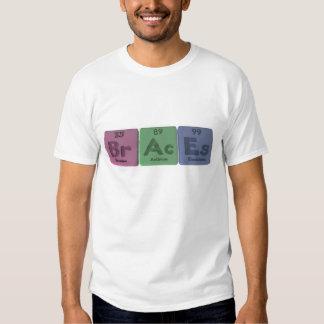 Braces-Br-Ac-Es-Bromine-Actinium-Einsteinium.png T-Shirt