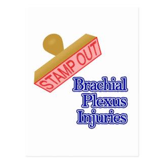Brachial Plexus Injuries Postcard