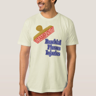Brachial Plexus Injuries Tee Shirt
