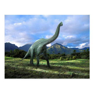 Brachiosaurus Dinosaur Post Cards