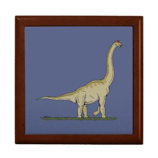 Brachiosaurus Keepsake Box