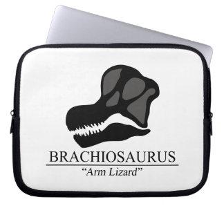 Brachiosaurus Skull Computer Sleeve