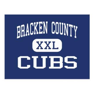 Bracken County Cubs Middle Brooksville Postcard