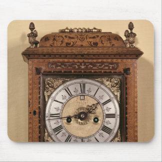 Bracket clock, c.1700 mouse pad