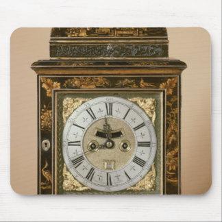 Bracket clock, movement by James Boyce, c.1705 Mouse Pad