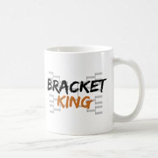 Bracket King College Basketball Classic White Coffee Mug