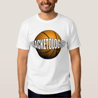 BRACKETOLOGIST TEE SHIRT