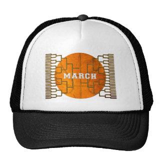 Bracketology March Basketball Awesomeness Trucker Hat