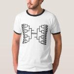 bracketology t-shirt