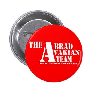 Brad Avakian Team Buttons