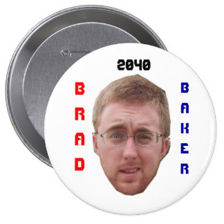 Brad Baker 2040 Button