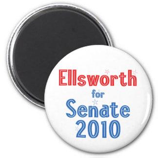 Brad Ellsworth for Senate 2010 Star Design 2 Inch Round Magnet