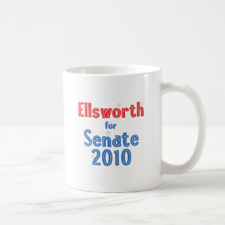 Brad Ellsworth for Senate 2010 Star Design Mug