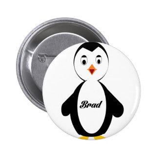 Brad Penguin Pin