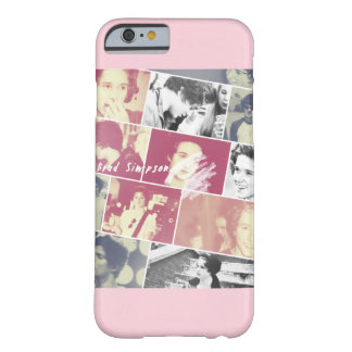 Brad Simpson pink case Barely There iPhone 6 Case