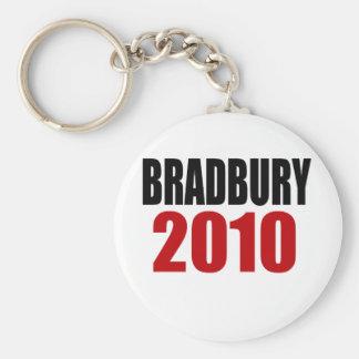 BRADBURY 2010 KEY CHAIN