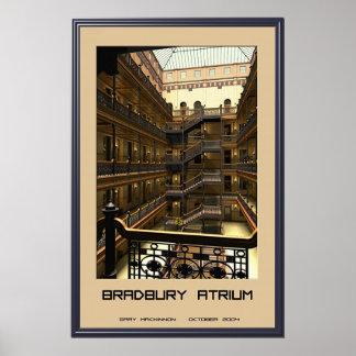 Bradbury Atrium Print