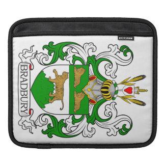 Bradbury Coat of Arms iPad Sleeve