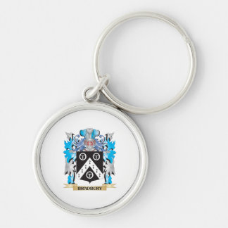 Bradbury Coat of Arms Keychain