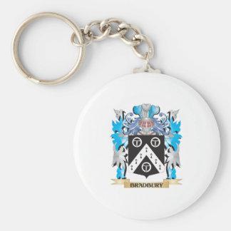 Bradbury Coat of Arms Keychains