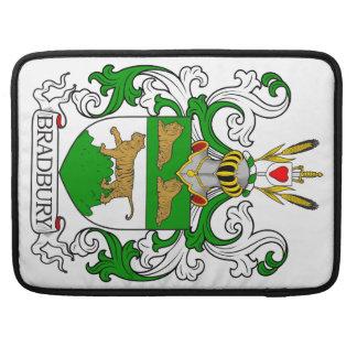 Bradbury Coat of Arms Sleeves For MacBook Pro