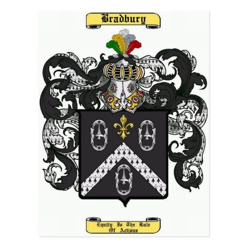 Bradbury Post Card