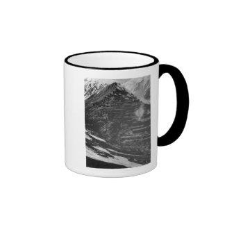 Braden Copper Mines in Chili Mugs